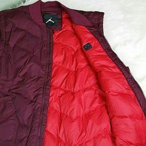 ede27909c9e671 Air Jordan Jackets   Coats - Nike Air Jordan Lifestyle Men s Vest ...